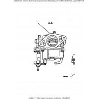 Carburateur F8 & F9.9M 4 takt