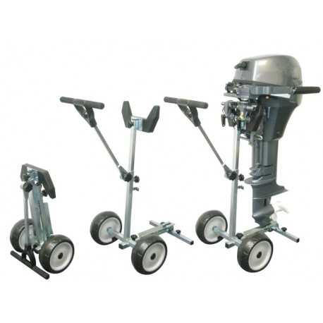 rooteq motor trolly
