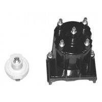 Cap en Rotor kit GM 4 cilinder Delco EST