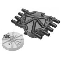 Cap en Rotor kit V-8 5.0-5.7-6.2 MPI ECM555