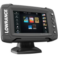 Lowrance Elite 5  Ti (touchscreen)