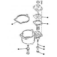 Injector/prime service kit