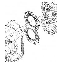 Yamaha 6A & 8A cilinder kop pakking