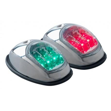 Navigatie verlichting LED zijmontage