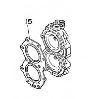 Cilinderkop pakking yamaha 20C-25D-28A