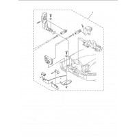 Aanbouwkit Yamaha 6-8-9.9 4takt