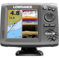 Lowrance Hook 5 Chirp Fishfinder-GPS combo