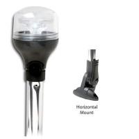 Attwood rondschijnend wit licht LED neerklapbaar 30.5cm