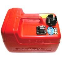 12 liter quicksilver benzine tank met vlotter