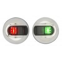 Attwood LED navigatie verlichting 1 mijl versie (set)