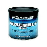 Engine Assembly Grease Quicksilver  455gr.