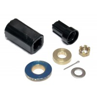 Flo-Torq II Hub Kit for Evinrude/OMC V6/V8 1991 and Newer