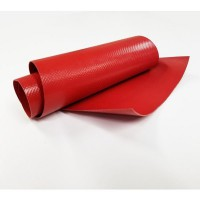 Zodiac Strongan PVC doek rood