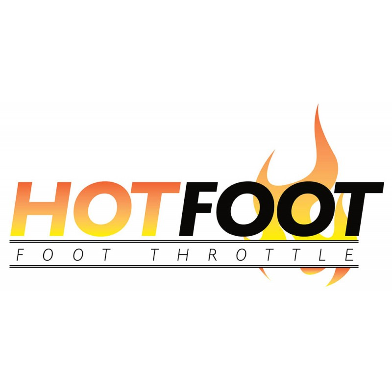 HotFoot Voet gas