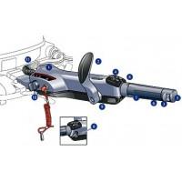 Yamaha Multi functie Tiller handle
