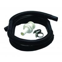 Bilge pomp slang Kit 19mm