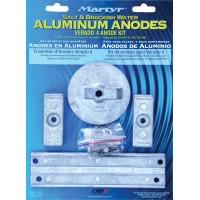 Verado Anode Kit Aluminium