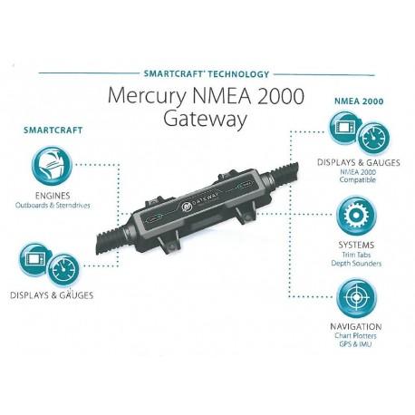 NMEA2000 Gateway Mercury