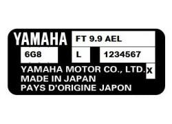 wat voor type yamaha buitenboordmotor heb ik?