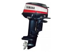 Onderdelen voor de Yamaha 28A 2 takt buitenboordmotor 1977 en 1978