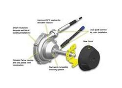 Monokabel stuur systemen voor  buitenboordmotoren en sterndrives